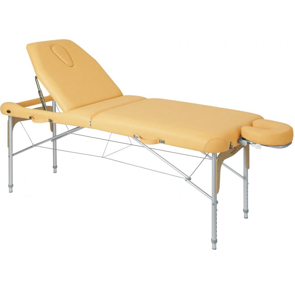 Table pliante ost opathie mixte avec tendeurs for Table pliante avec rallonge
