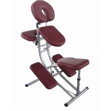Achat chaise ergonomique de massage pliante en aluminium pas cher - Chaise de massage pliante ...