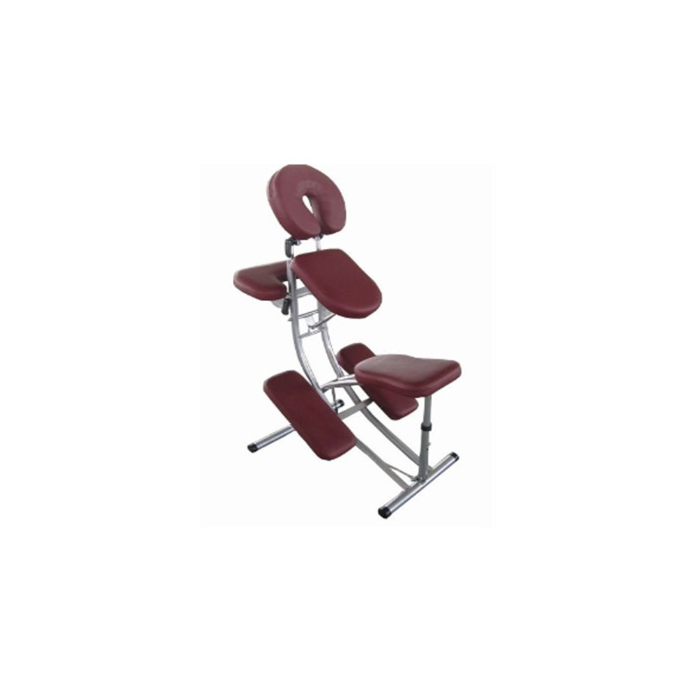 Achat chaise ergonomique de massage pliante en aluminium for Achat de chaise