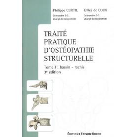 Traité pratique d'ostéopathie structurelle