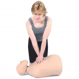 "Mannequin d'exercice corpulent ""Fat Old Fred Manikin"""