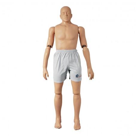 Mannequin de sauvetage 167 cm/25 kg