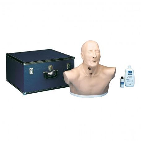 Simulateur des soins de trachéotomie