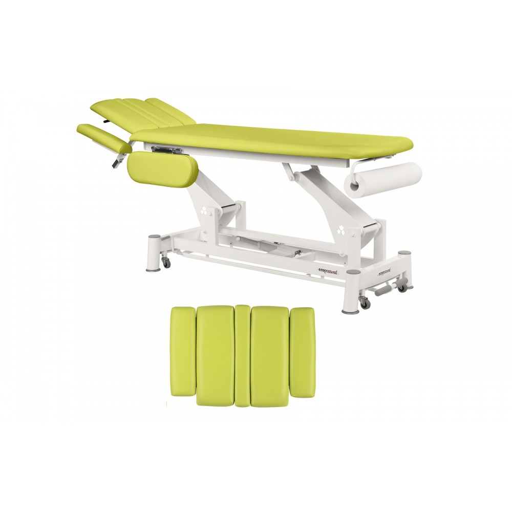 Table de massage lectrique c 5544 ecopostural - Table de massage electrique d occasion ...
