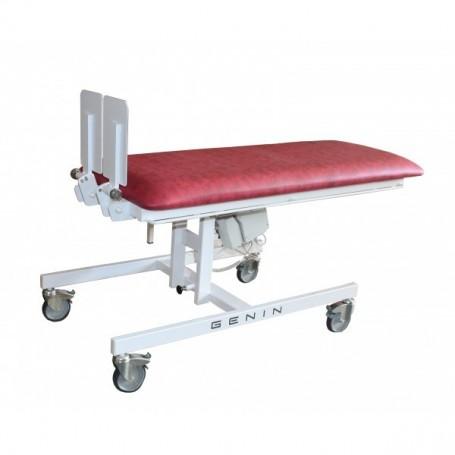Table électrique de verticalisation Genin