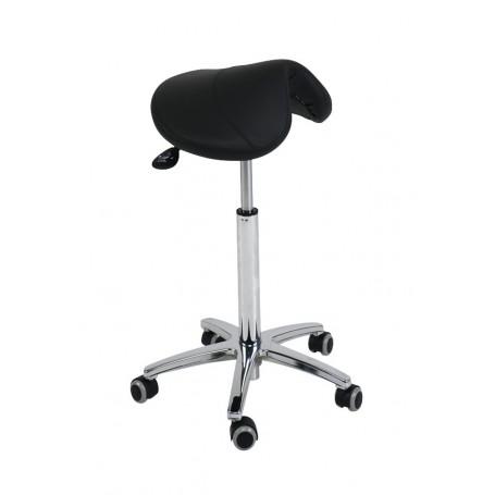 tabouret massage ergonomique a roulette. Black Bedroom Furniture Sets. Home Design Ideas