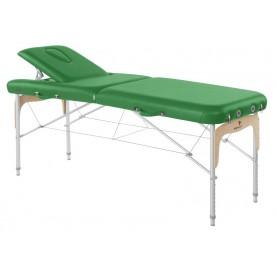 Table pliante mixte avec tendeurs Ecopostural C-3809-M63