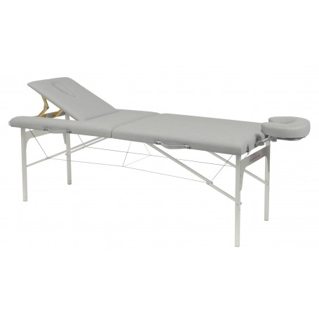 Table pliante de massage en aluminium Ecopostural C3410