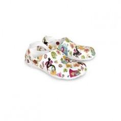 Chaussures médicales Schu'zz Globule imprimé femme Toucan