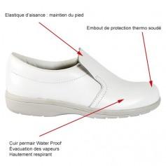 Chaussure médicale Swedi P.Labo