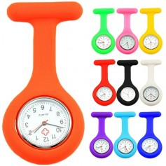 Montre infirmière silicone Toomed