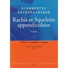 Rachis et squelette appendiculaire Diagnostic ostéopathique