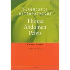 Thorax Abdomen Pelvis Diagnostic ostéopathique