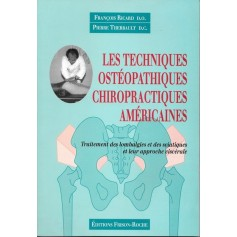Les techniques ostéopathiques chiropractiques américaines
