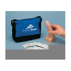 Modèle destiné à la démonstration de l'usage de préservatifs