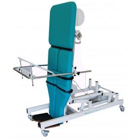 Table de verticalisation Top Niveau Franco & Fils avec sécurité par débrayage