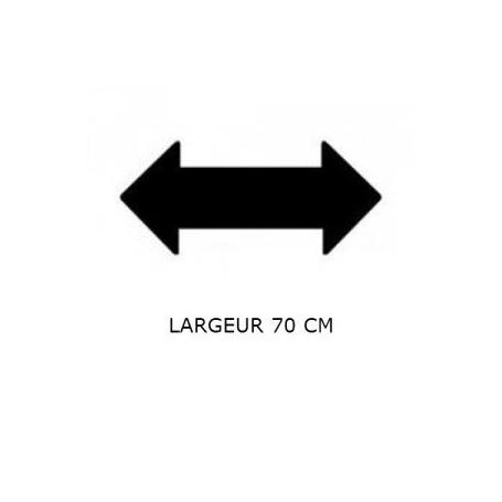 Largeur plateau 70 cm for Bureau 70 cm largeur