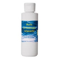 HUILE RELAXANTE 125ML LIPO RELAX