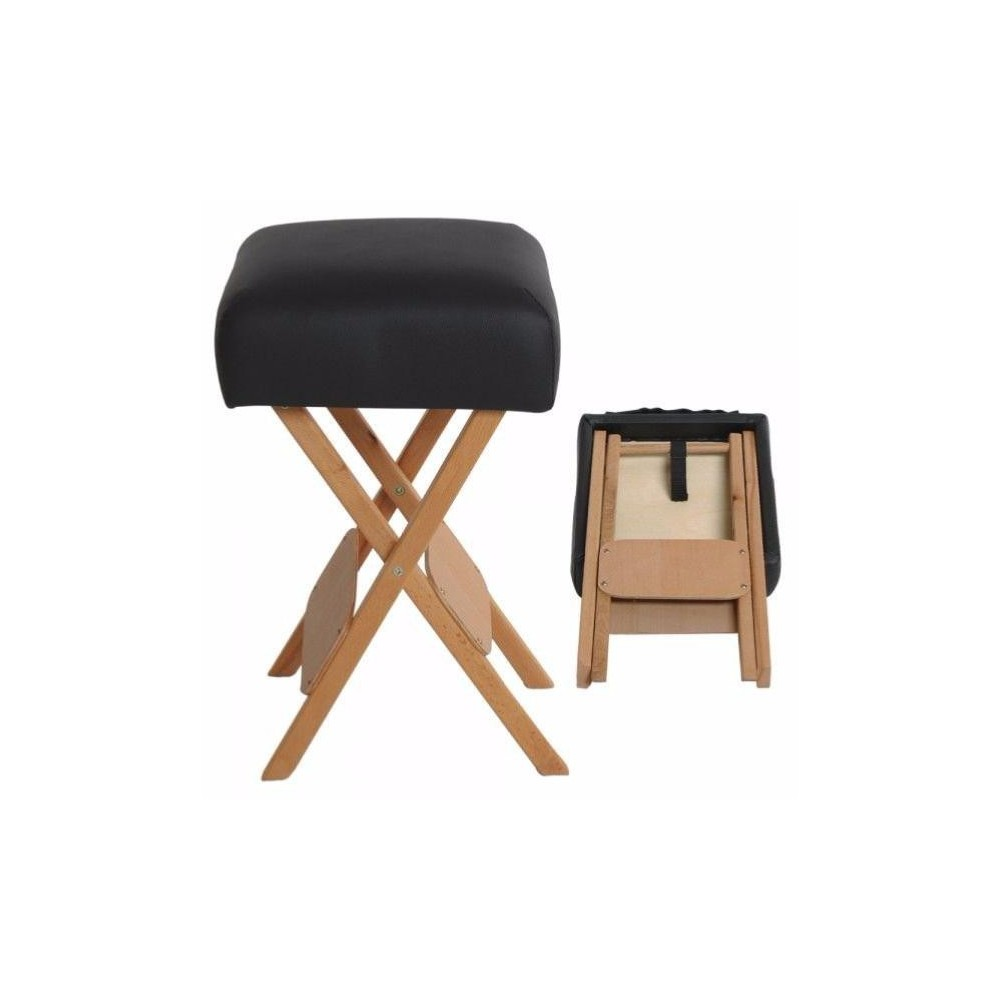 tabouret de massage pliant 50 r duction livr rapidement. Black Bedroom Furniture Sets. Home Design Ideas