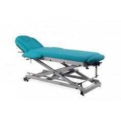 Table électrique multi-fonctions Mobercas pour ostéopathie 7 sections