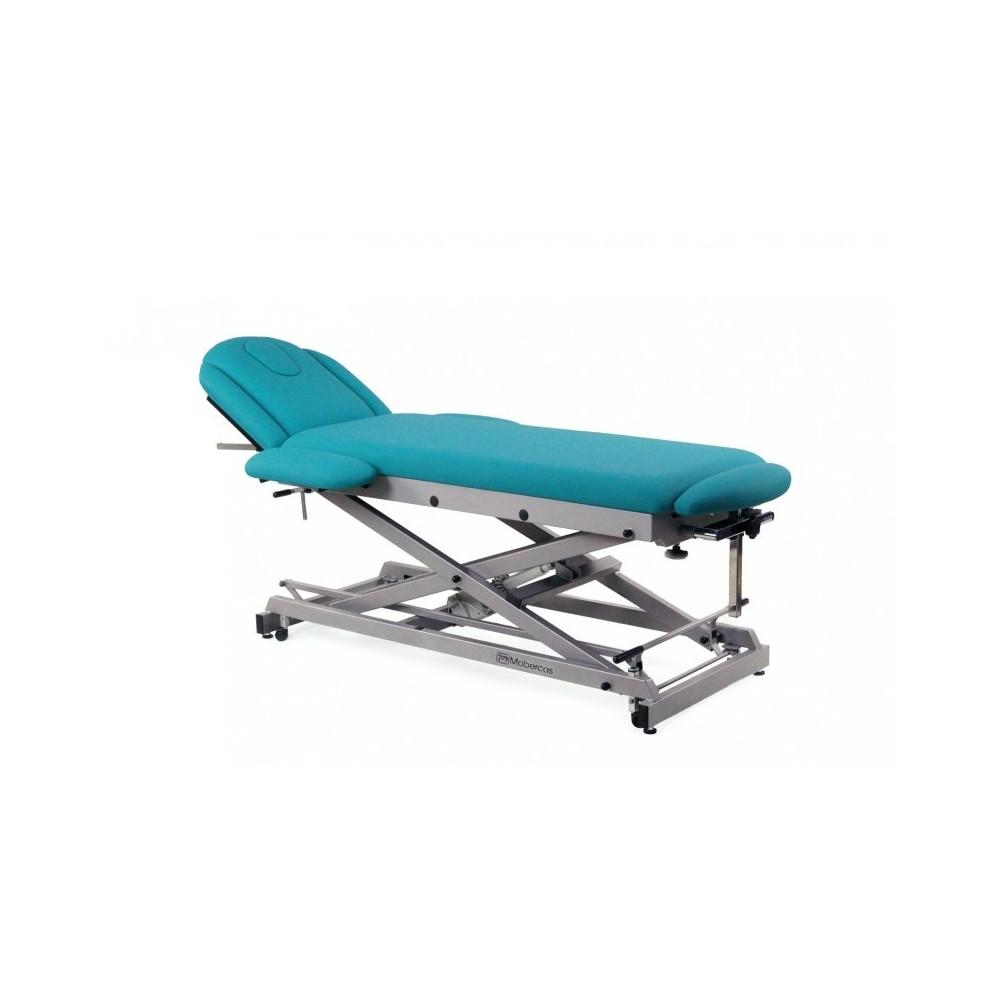 Table d 39 ost opathie lectrique mobercas pour 7 sections - Table electrique osteopathie occasion ...
