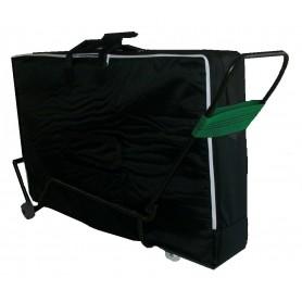 Chariot de transport pour tables pliantes Salamender