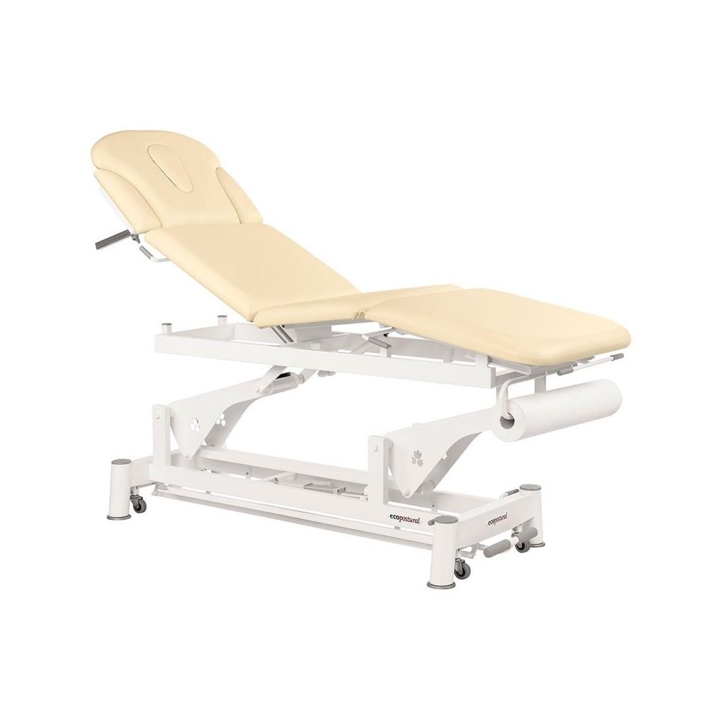 achat table de massage lectrique en 4 plans barre. Black Bedroom Furniture Sets. Home Design Ideas