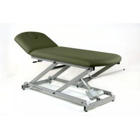 Table de massage électrique en 2 plans