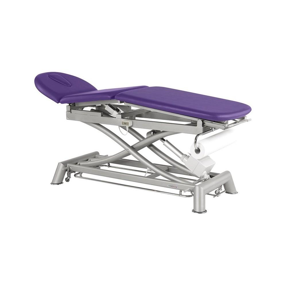 table de massage electrique kine multifonction en 3 plans. Black Bedroom Furniture Sets. Home Design Ideas