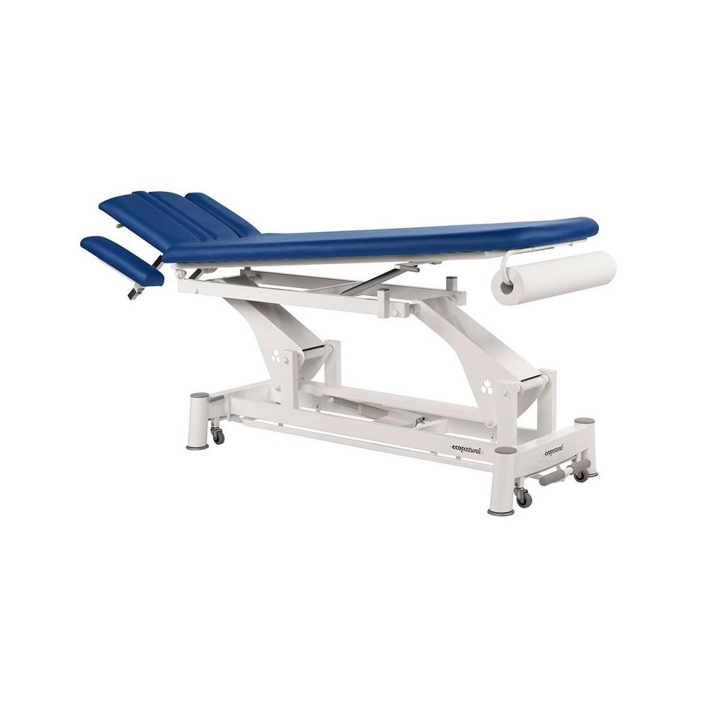 table massage lectrique en 2 plans ecopostural c5593. Black Bedroom Furniture Sets. Home Design Ideas
