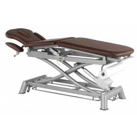 Table de massage électrique 3 plans (5 sections) multi-fonctions Ecopostural C7930