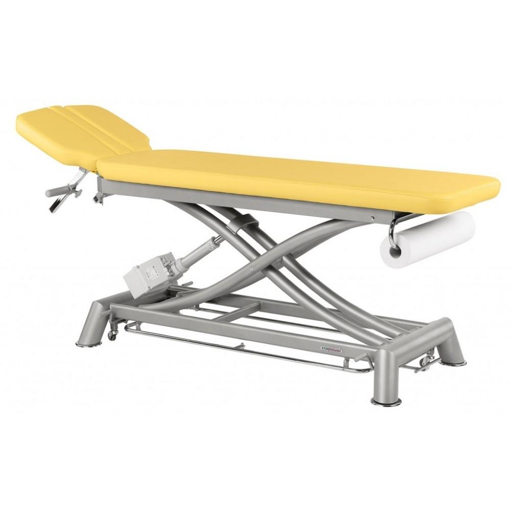Table d 39 ost opathie lectrique 2 plans ch ssis crois c7946 - Table electrique osteopathie occasion ...