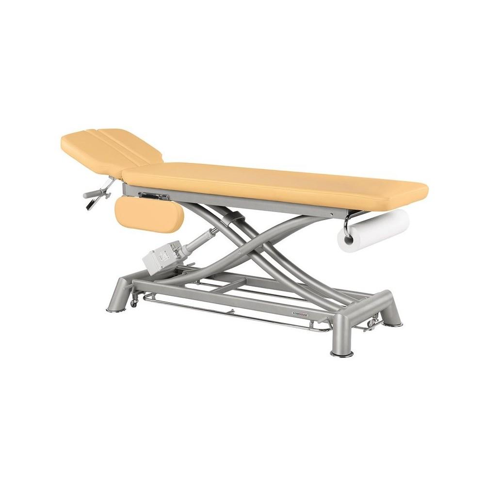 Table d 39 ost opathie lectrique ecopostural trou de visage - Table electrique osteopathie occasion ...