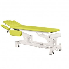 Table de massage et d'ostéopathie hydraulique Ecopostural C5744