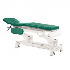 Table de massage hydraulique avec élévation par pédale Ecopostural