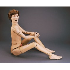 Mannequin de soin infirmier KERI ERLER ZIMMER