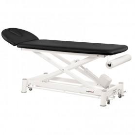 Table de massage électrique avec barre périphérique ecopostural