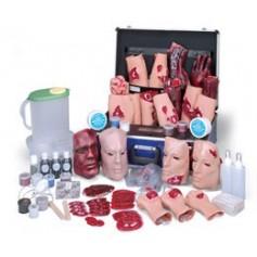 Kit de simulation de blessures IV