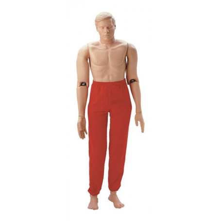 Mannequin de sauvetage 182 cm/66 kg
