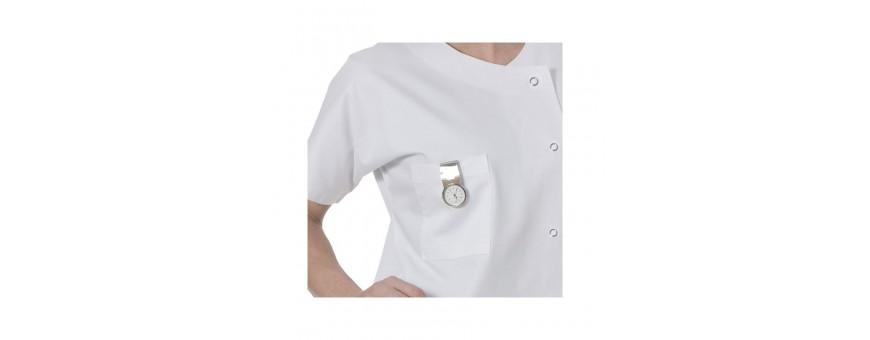 Blouse et montre infirmière
