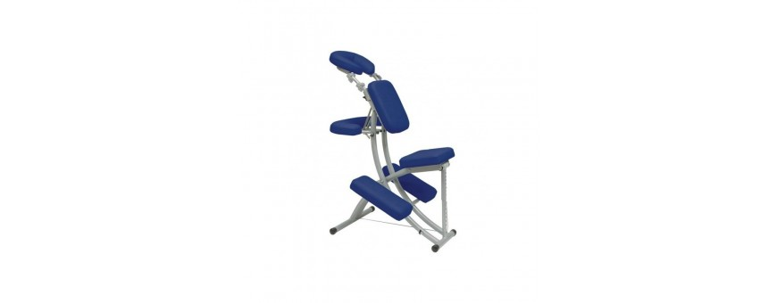 Chaise de massage assis